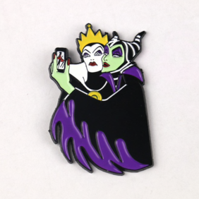 Brooch - Maleficient